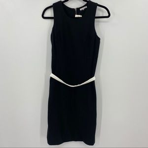 NEW Standard James Perse Black Sheath Dress M